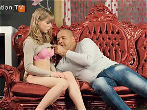 Kozhedub displays gash and the loss of virginity