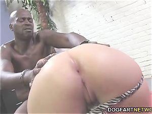 Phoenix Askani big black cock ass-fuck