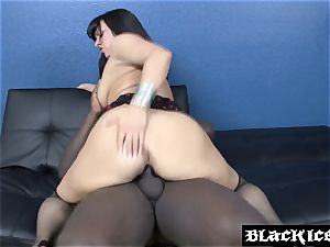 huge ass Kendra star interracially tucked with bbc