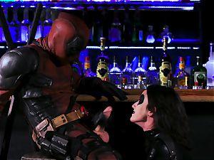 Deadpool xxx An Axel Braun Parody scene 2