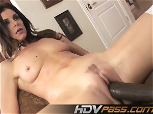 HDVPass multiracial lovemaking with India Summers