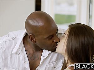 BLACKED first-ever multiracial For Pretty gf Zoe manmeat