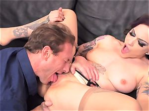 Rizzo Ford banged in tight pussyhole