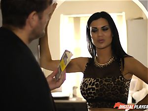 Jasmine Jae doing one more enormous deal