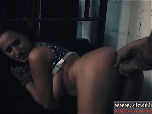 bondage smash ejaculation first time Ash tells tormentor Bruno how funked and desperate she is,
