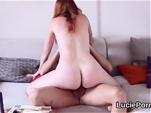 newcomer lezzy nymphomaniacs get their edible snatches munched and widened