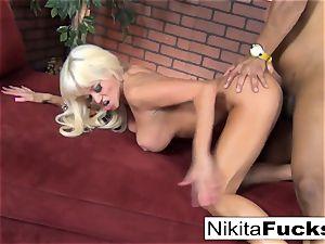 Nikita gets some multiracial enjoying