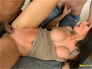 Kitana Lure getting her vag and booty ravaged