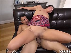 pleads for extraordinary restrain bondage raunchy ass fucking foray fuck-fest for Lexy Bandera s birthday