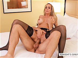 Brandi enjoy mummy call girl screwed firm