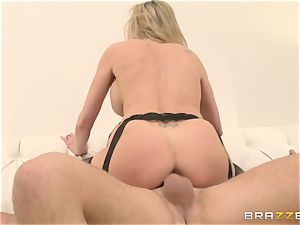 Brandi love gets her vengeance on her cuckold stud