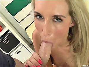sugary-sweet Jenny has lil' titties and masturbates bone with lust
