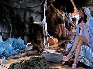 fairy godmother Julia Ann grants a fuck-sticks fantasy