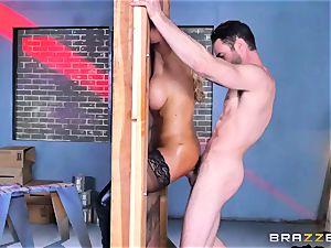 Free ass fucking attractiveness with big-titted Spanish senorita Bridgette B