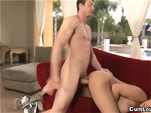 buxom Latina Bridgette B is pounded by a thick meatpipe