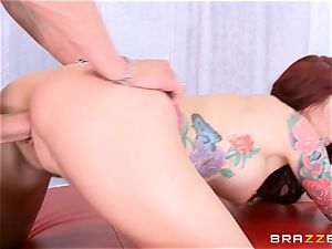 magnificent cougar Monique Alexander showcases you how she loves to drill