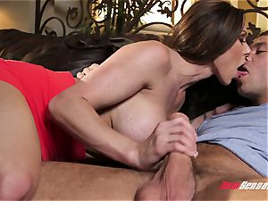 Kendra lust romping suspended Step son