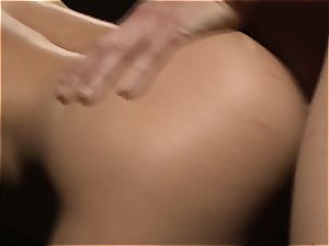 Charley chase is a platinum haired poke damsel