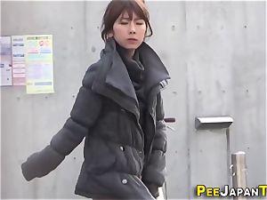 chinese honeys pee on web cam
