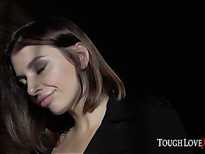 TOUGHLOVEX Ivy Lebelle tough hook-up with a priest