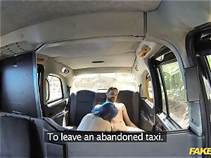 fake taxi horny couple have random lovemaking