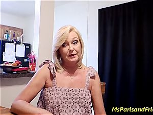 Ms Paris Rose in Paying Your Debt with My honeypot