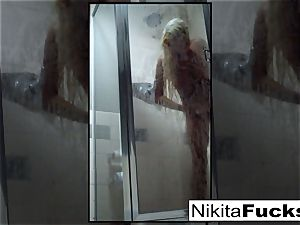 Nikita's sexy home flick