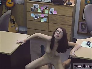 warm nubile romantic bang-out Jenny Gets Her booty banged At The Pawn Shop